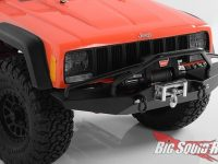 RC4WD Tough Armor Front Winch Bumper Axial SCX10 II Type B