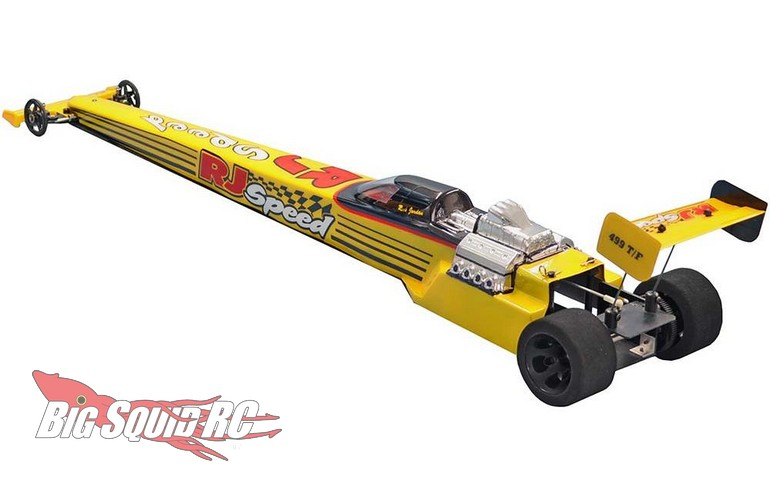 RJ Speed Top Fuel Electric Dragster « Big Squid RC – RC ...