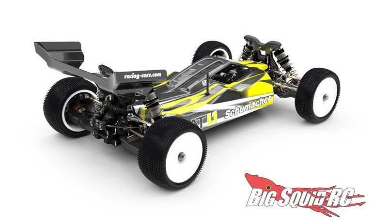 schumacher cat  wd buggy kit big squid rc rc car  truck news reviews