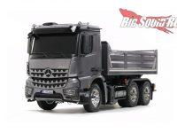 Tamiya Mercedes Benz 6x4 Tipper Truck