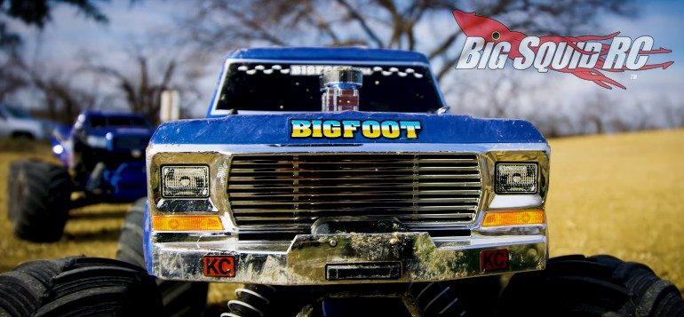 Traxxas Bigfoot Video