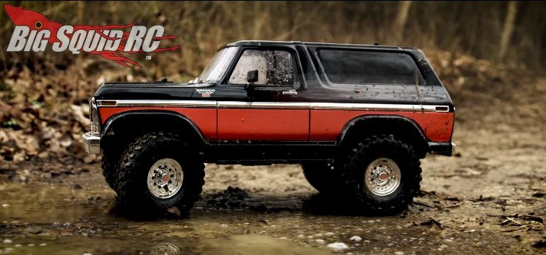 Traxxas TRX-4 Bronco Video