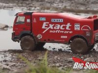 Video RC4WD Dakar Rally Truck