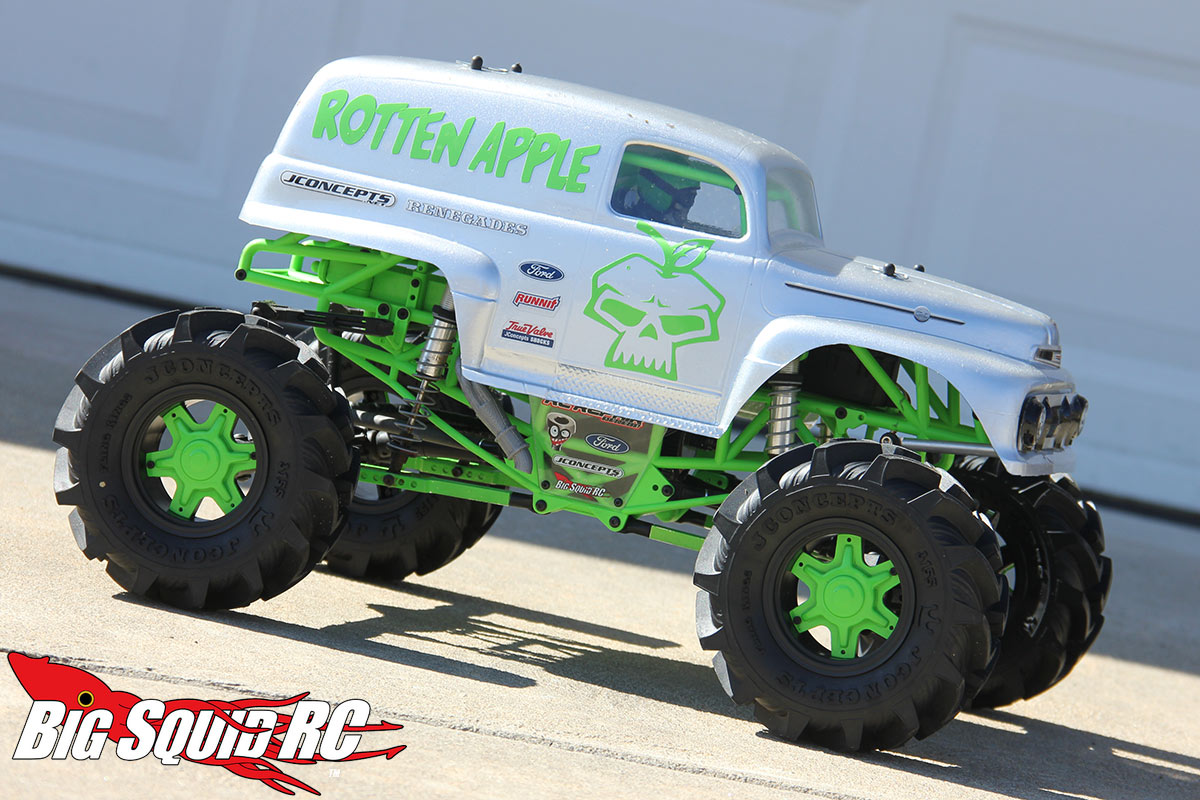 Monster truck madness 25 prepared to race big squid for Mega motor madness reviews