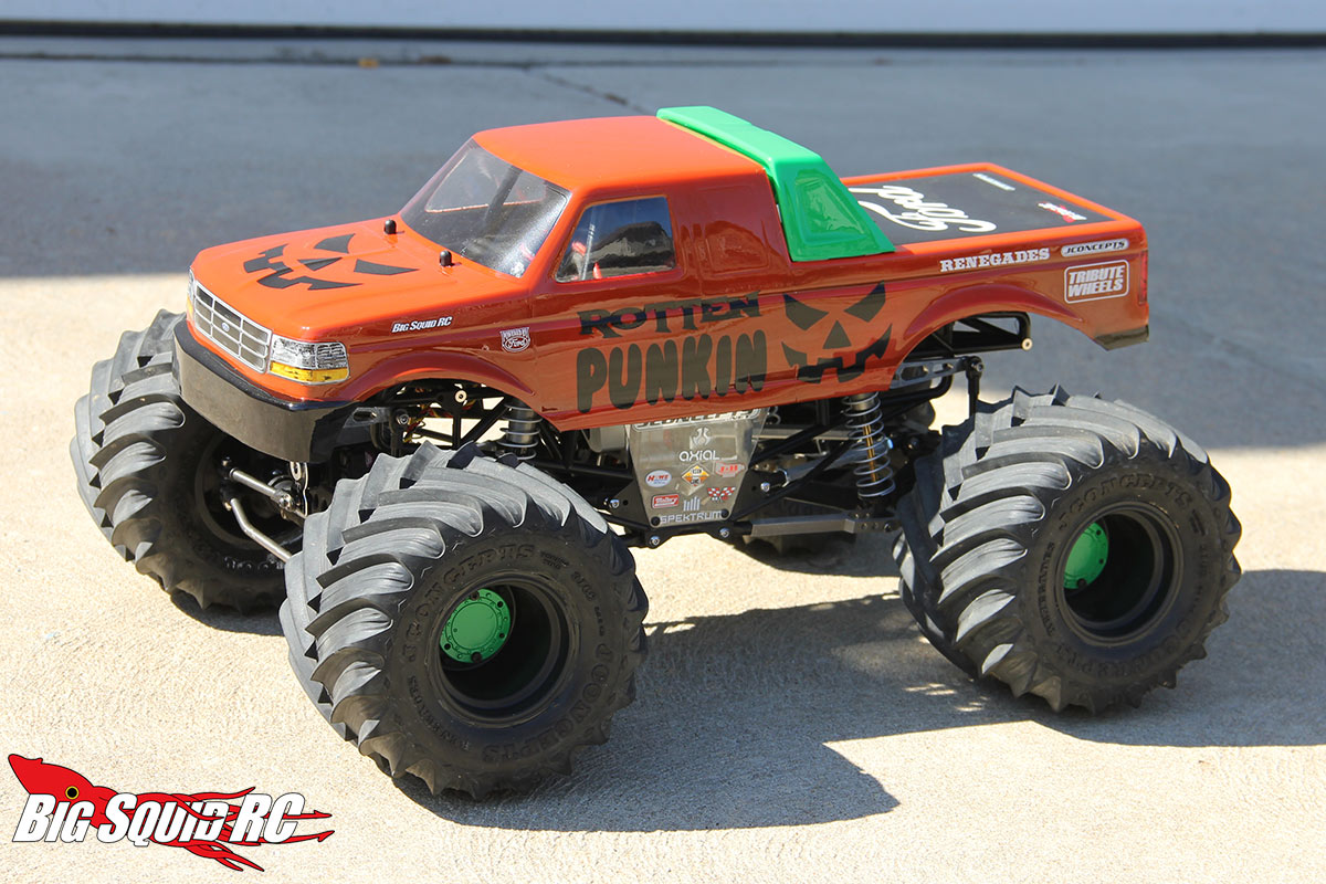 monster truck madness 25 prepared to race big squid. Black Bedroom Furniture Sets. Home Design Ideas