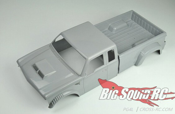 Now In America – Cross RC PG4L Dually Pickup « Big Squid RC