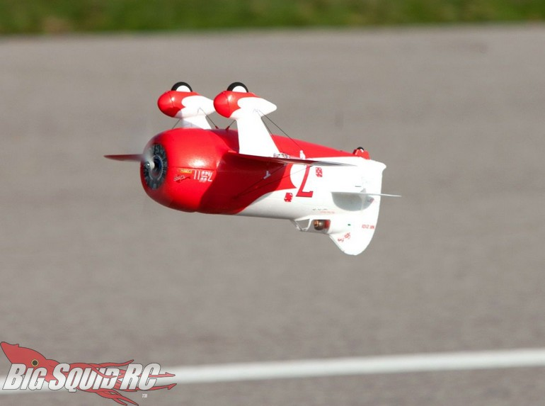 E-flite UMX Gee Bee R-2 BNF « Big Squid RC – RC Car and