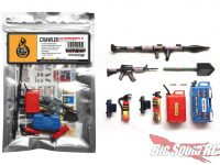 FireBrand RC Scale Crawling Accessories