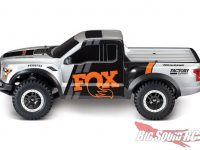 Fox Edition 2017 Traxxas Ford Raptor Slash