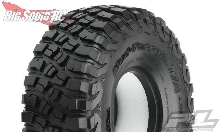 Truck Mud Tires >> Pro-Line BFGoodrich Mud-Terrain T/A KM3 1.9″ Tires « Big Squid RC – RC Car and Truck News ...