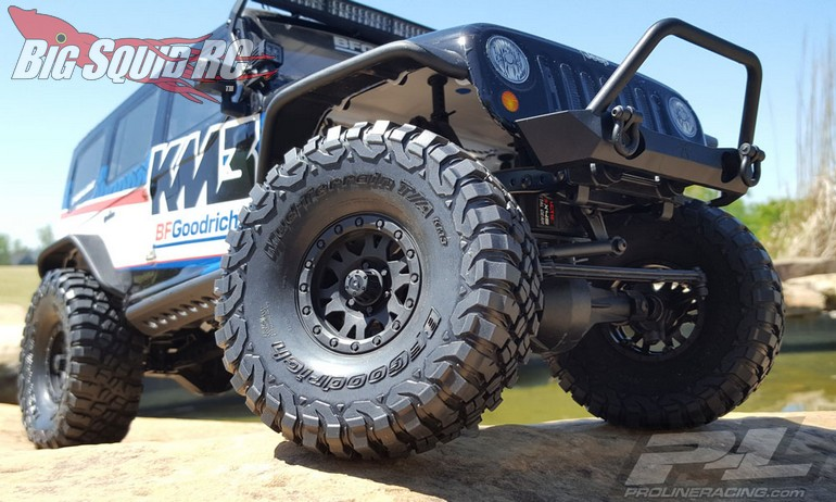 Pro Line Bfgoodrich Mud Terrain T A Km3 1 9 Tires 171 Big