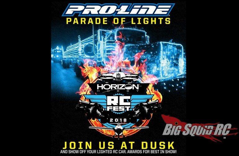 Pro-Line Parade Of Lights RC Fest