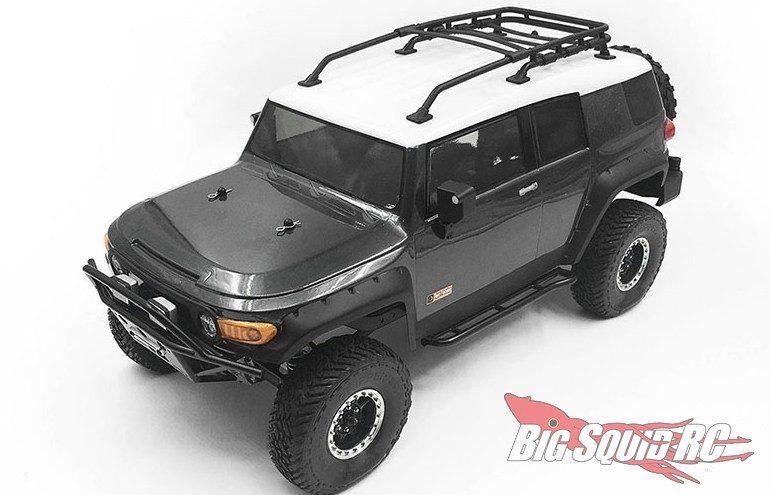 RC4WD Metal Side Sliders HPI Venture