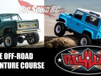 RC4WD Scale Off-Road Adventure Courses