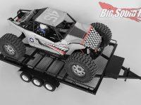 RC4WD Super Wide BigDog Triple Axle Scale Trailer