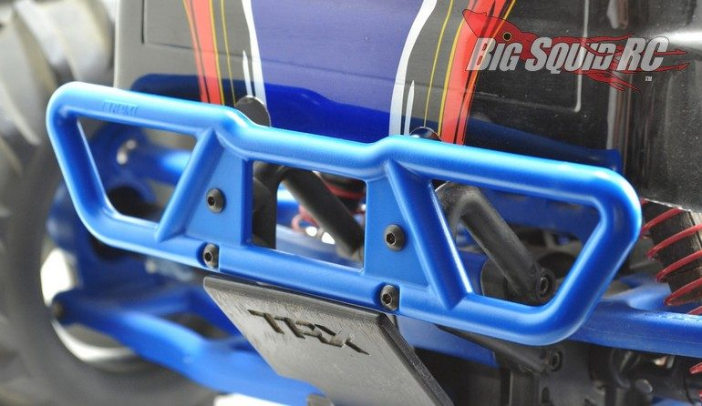 RPM Heavy Duty Rear Bumper T-Maxx E-Maxx