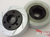 SSD RC Wheel Hub Spinning Rotor
