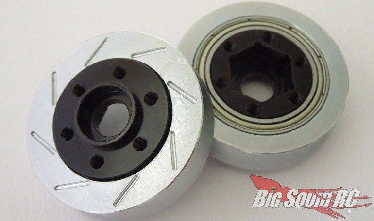 SSD RC Wheel Hub Spinning Rotor