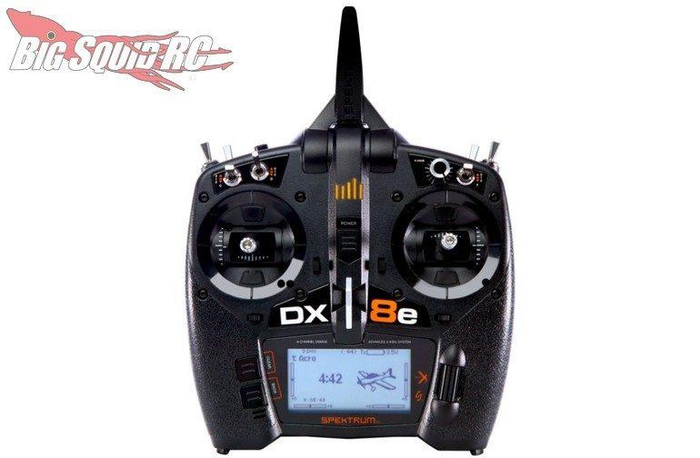 Spektrum DX8e Air Transmitter
