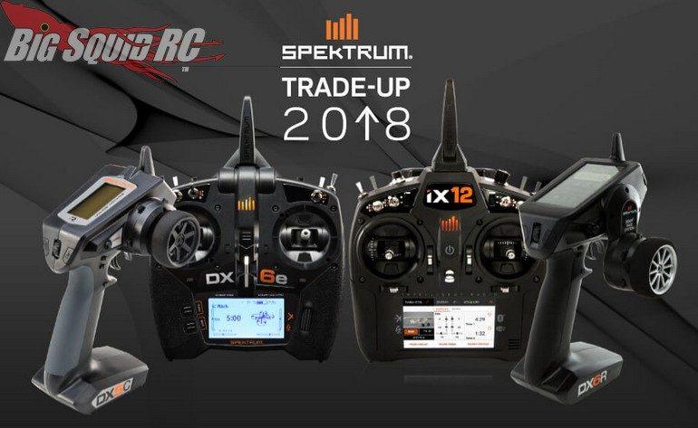 Spektrum Trade Up Program 2018