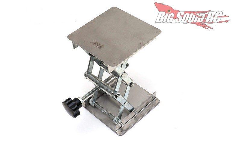 Team Raffee Adjustable Steel Car Stand