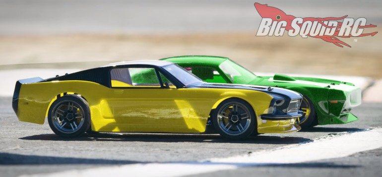 Traxxas Muscle Car Showdown
