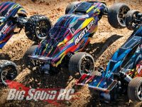 Traxxas Triple Fun VXL Video
