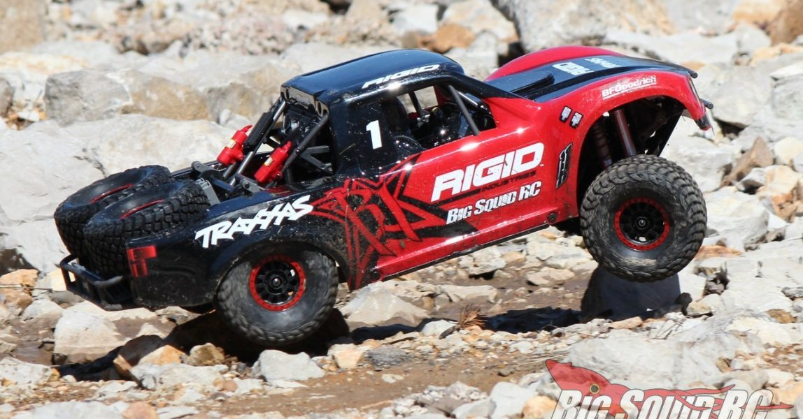 Traxxas Unlimited Desert Racer Review