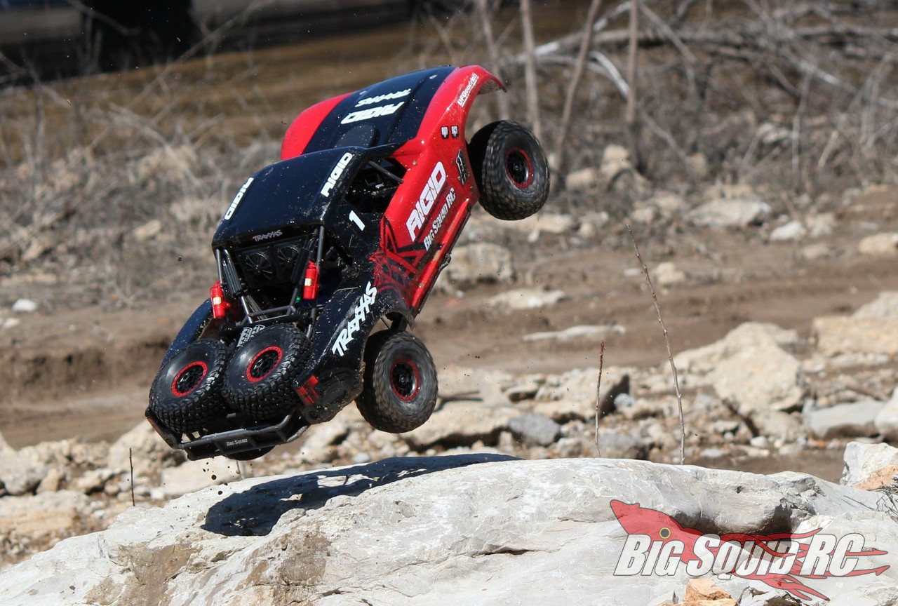 Traxxas Unlimited Desert Racer Review « Big Squid RC – RC