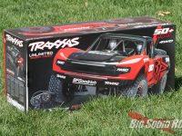 Traxxas Unlimited Desert Racer Unboxing