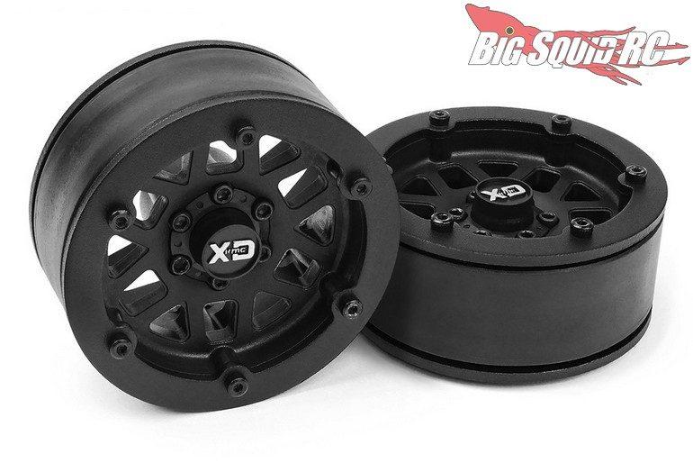 Vanquish Incision Plastic KMC Machete Wheels