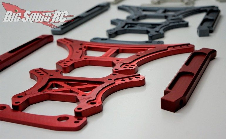 Voltage Hobbies Limited Edition ARRMA Upgrades