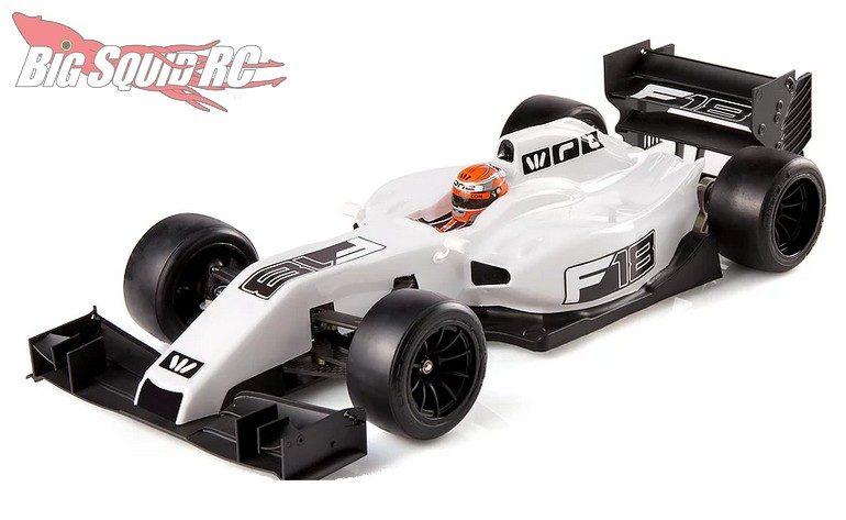 WRC Racing F18 Formula 1 Kit
