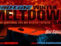 Pro-Line Meltdown Sale