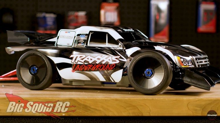 100 mph Traxxas Slash 4x4
