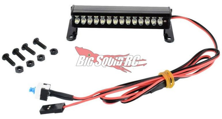 Apex RC Products 70mm 28 LED Light Bar