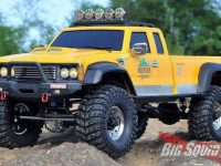 Cross RC PG4A Adventurer Scale Truck Kit