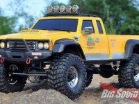 Cross RC PG4A Adventurer Scale Truck Kit