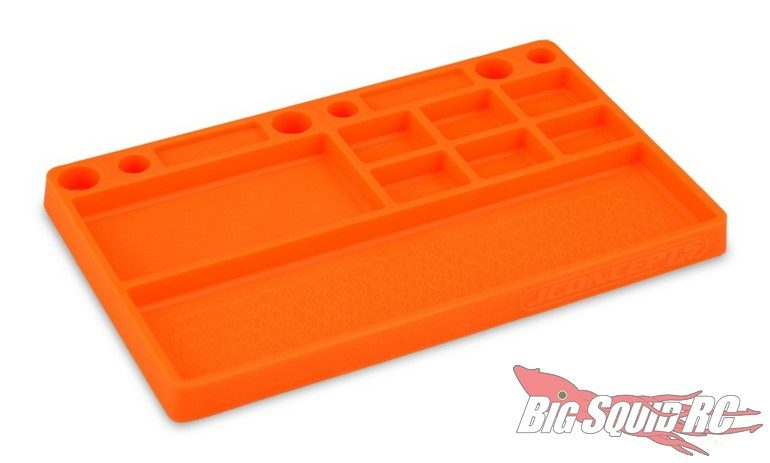 JConcepts Orange Parts Tray