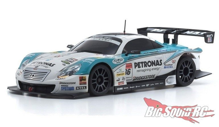Kyosho 2012 Petronas Tom's SC430