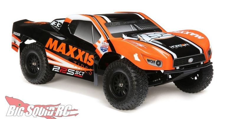Losi 22S SCT
