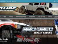 New Pro-Line Website