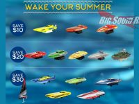 Pro Boat Wake Your Summer