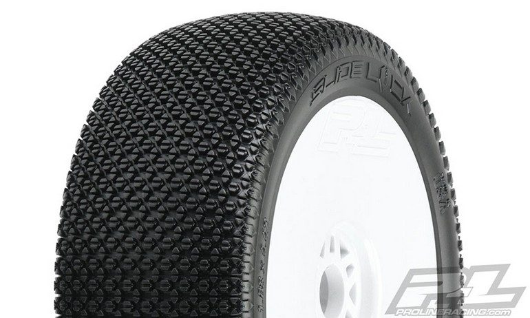 Pro-Line Pre-Mounted Slide Lock Tires
