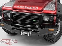 RC4WD Front Winch Bumper Traxxas TRX-4 Land Rover Defender