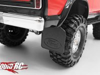 RC4WD Rear Mud Flaps TRX-4 Bronco