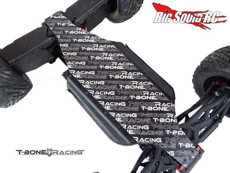 T-Bone Racing Thin Chassis Skid Vinyl Overlay Arrma Kraton
