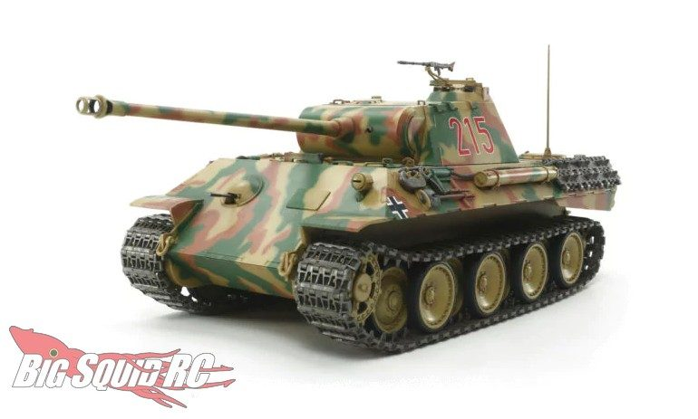 German Tank Panther Ausf.A