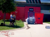 Traxxas RC Dunk Tank Video