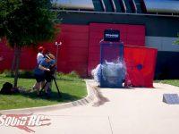 Traxxas RC Dunk Tank Video